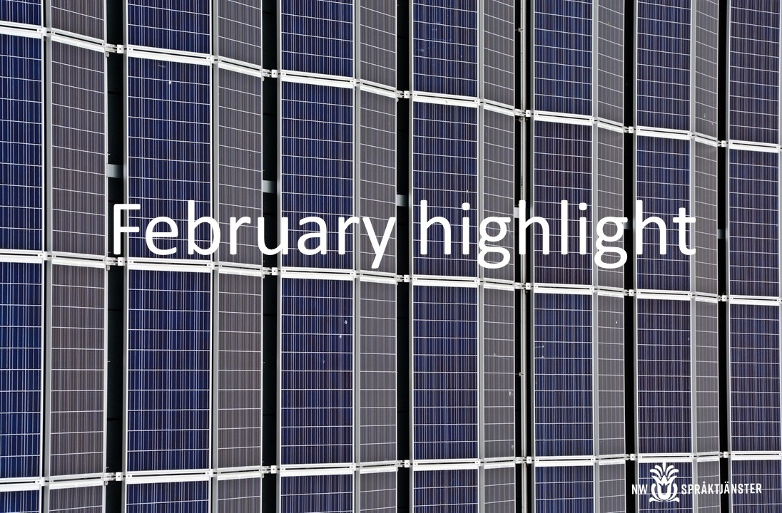February highlight