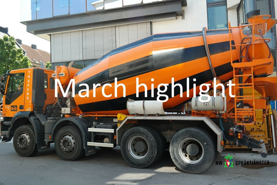 March highlight