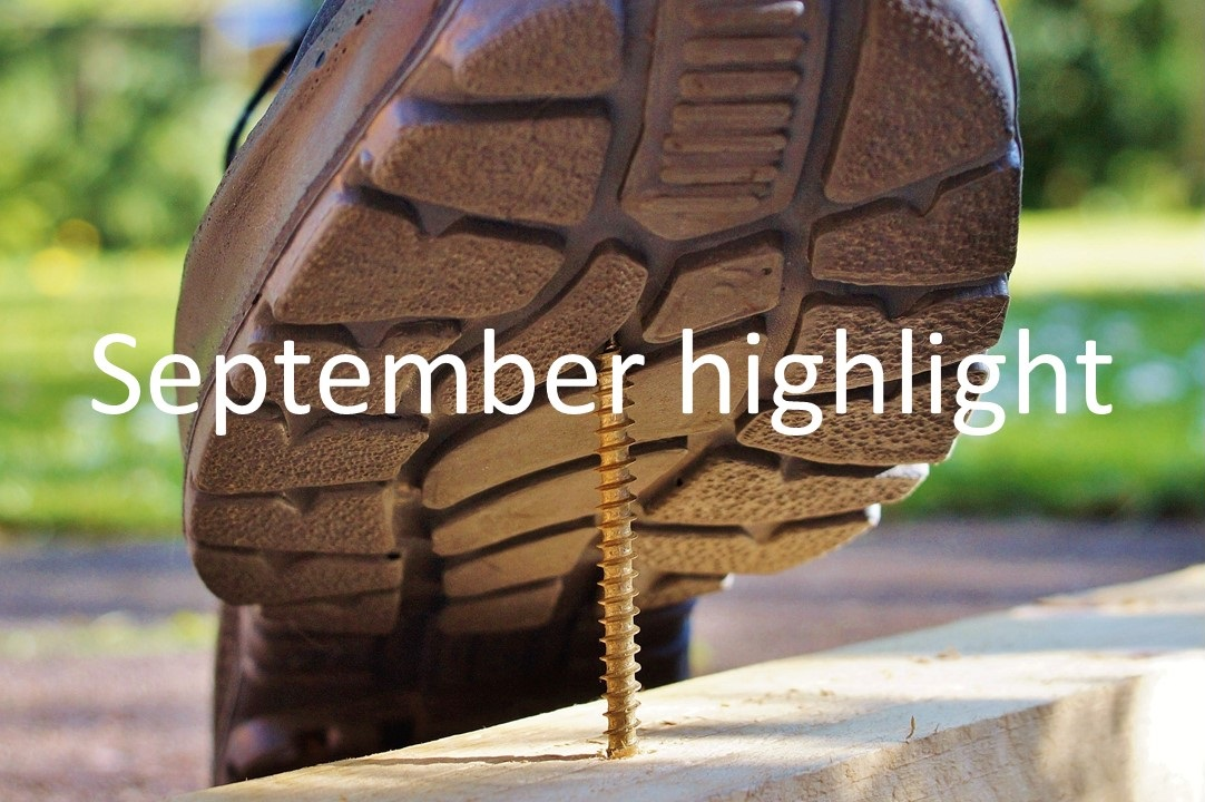 September highlight