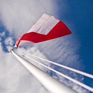 polens-flagga