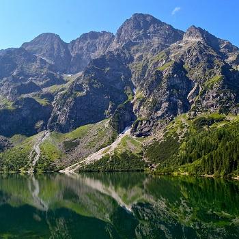 Zakopane Tatrabergen